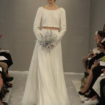 Bridal Fashion Week Theia 2015 Wedding Dress Collection