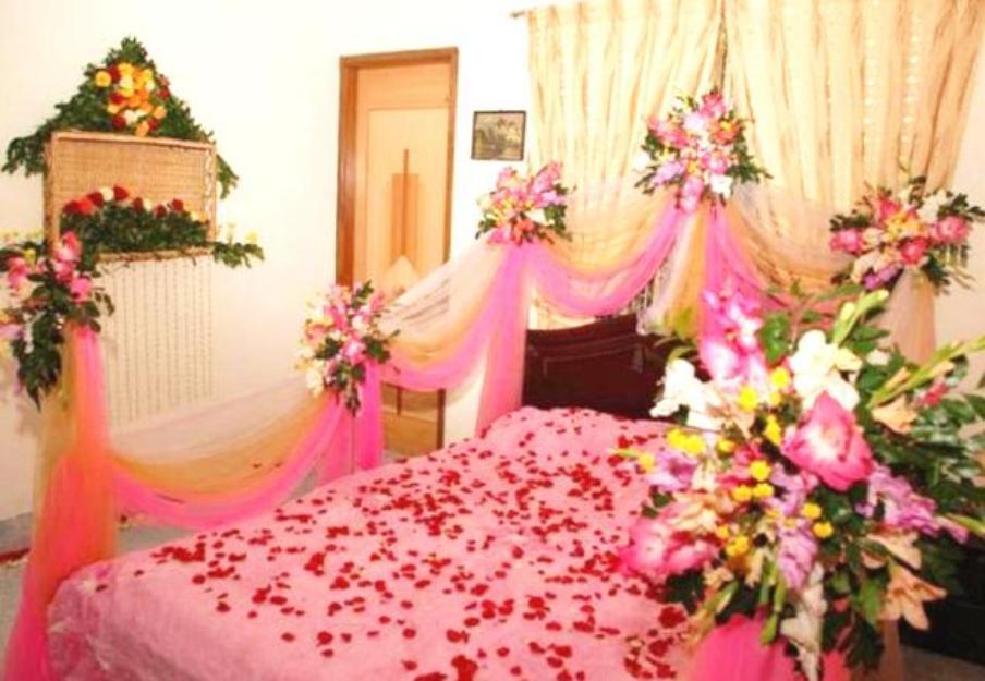 Fresh Flowers Decoration Wedding