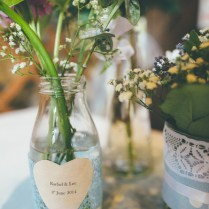 Charming & Thoughtful Bronte Novel Inspired Wedding