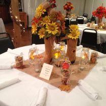 Charming Cowgirl Wedding Decorations 83 In Wedding Reception Table