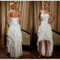 Cheap Country Wedding Dresses Short Country Style Wedding Dresses