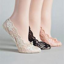 Cheap Lace Wedding Shoes Bridal Socks Custom Made Dance Shoes For