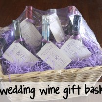 Cool Unique Wedding Gift Basket Ideas 0