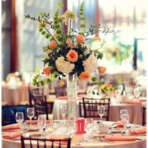 Coral Wedding Decorations Inspirational Wedding Decoration Ideas