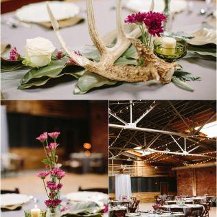 Deer Antler Wedding Decorations