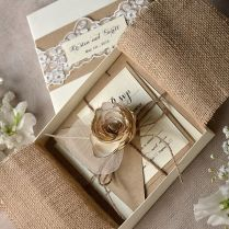 Designs Cardboard Boxes For Wedding Invitations In Conjunction