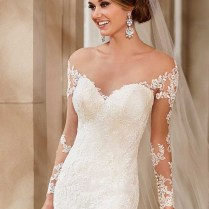 Detachable Under Or Over Bodice Accessory Lace Appliquéd On The