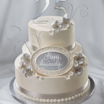 Download 25 Years Wedding Anniversary Cakes