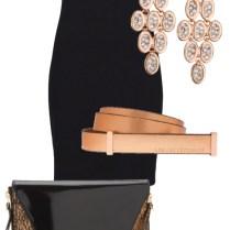 Dress Up Your Classic Black Dress!