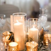 Elegant Candle Table Decorations For Weddings 28 About Remodel