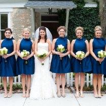 Emejing Navy Blue And Ivory Wedding Images