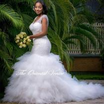 Excellent Black Women In Wedding Dresses 63 On Lace Wedding Dress