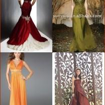 Fall Color Dresses