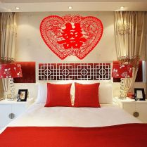 Fascinating Chinese Wedding Room Decoration 52 With Additional