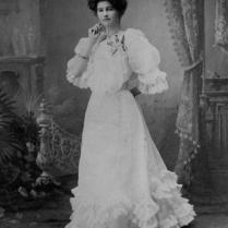 File Statelibqld 1 78179 Minnie Kriesel, Of Prairie, In Her