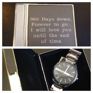 First Wedding Anniversary Gift Ideas For Men Gifts Design Ideas