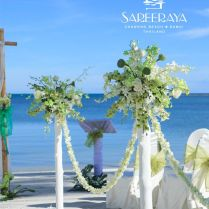Flower Stands For Weddings White Green Wedding Aisle Flower Stands
