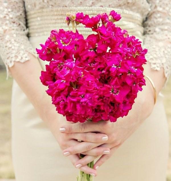 Fuschia Flowers For Wedding