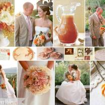 Genori's Blog Celadon Green And Tangerine Hot Pink And Emerald