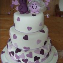Goes Wedding » Cute Wedding Cake Design Ideas 1