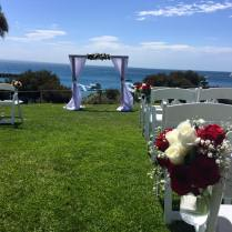 Hire Rustic Wooden Wedding Arch