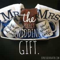 His And Her Wedding Gift Ideas 25 Unique Wedding Gift Baskets