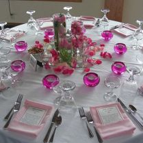 Impressive Table Setting Ideas For Wedding 30 Stunning Wedding