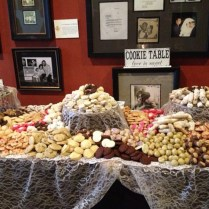 In Pittsburgh, The Wedding Cookie Table Is A Peculiar And