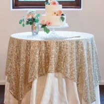 Inspiring Table Cloth Decorations For Wedding 38 On Wedding Table