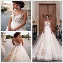 Italian Style Wedding Dresses 892