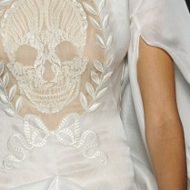 Lace Skull Wedding Dress Wedding Stuff Emasscraft Org Lace Skull
