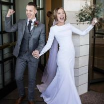 Lds Wedding Dresses, Mormon Wedding Gowns Temple Approved Wedding
