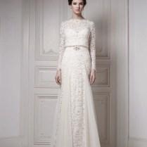 Long Sleeve Vintage Wedding Dresses 30 Gorgeous Lace Sleeve
