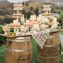 Lovable Country Wedding Decorations 18