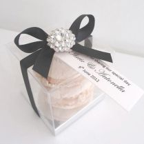 Macaroons Wedding Favors