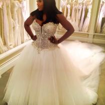 Mariya Zakir Dress Blinged Out! Looking Like Royalty! Wedding