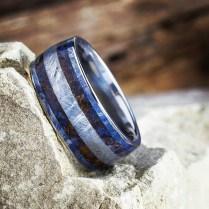 Men's Wedding Bands & Engagement Rings