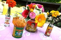 Mexican Wedding Decorations Centerpieces Ideas About Mexican