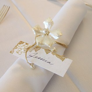 Napkins Rings For Wedding