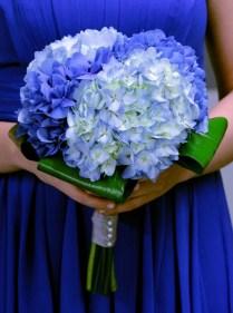 Of Blue Flowers For Weddings