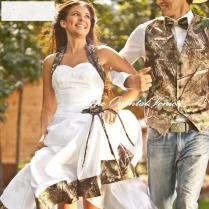Outstanding Camo Wedding Dresses For Plus Sizes 75 In A Line Dress
