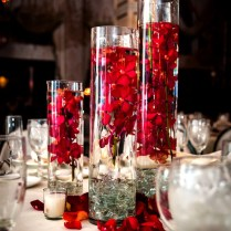 Outstanding Red And White Wedding Table Decorations 1000 Ideas