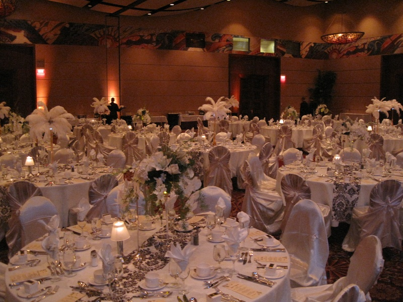 Paris Themed Wedding Ideas