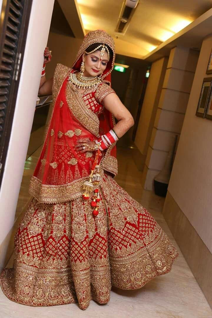 Bridal Indian Wedding Dress
