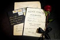 Phantom Of The Opera Wedding Invitations & Ideas