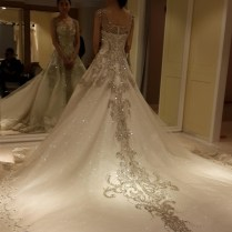 Popular Bling Cathedral Wedding Dress Buy Cheap Bling Cathedral