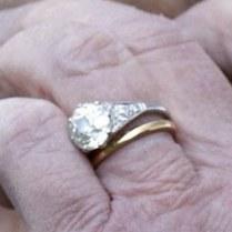 Queen Elizabeth Wedding Ring Queen Elizabeth Engagement Ring