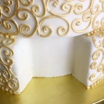 Rent A Fake Wedding Cake