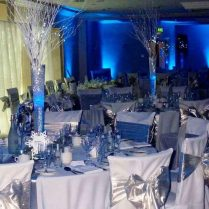Royal Blue And Silver Wedding Ideas Royal Blue And Silver Wedding