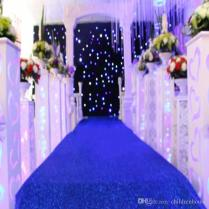 Royal Blue Wedding Decorations Suggestions And Silver Decor